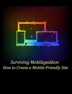 How to create a mobile friendly site